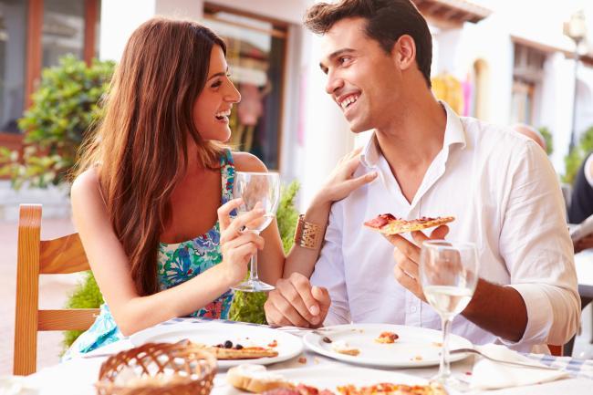online dating ideální první rande