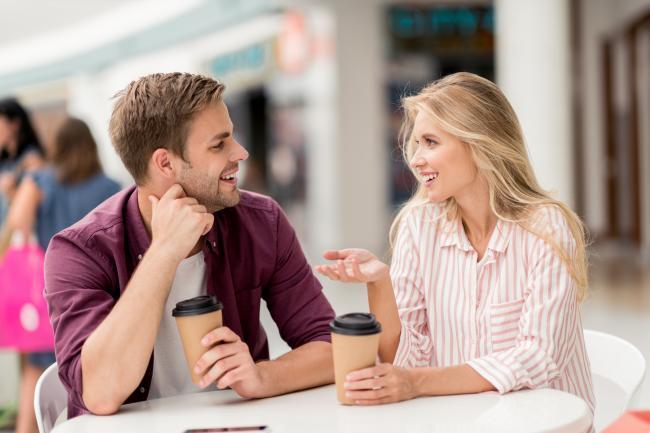 Každý vám poví, že nejšťastnější páry jsou takové, které spolu mluví.